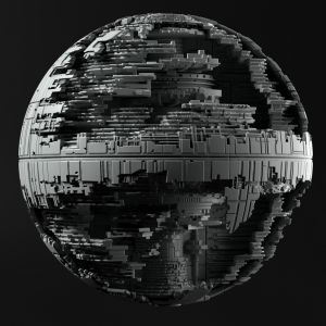 Bandai Death Star 2