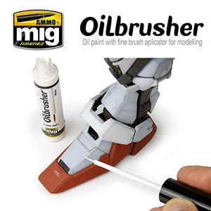 Oilbrusher Promo - By Ammo of Mig
